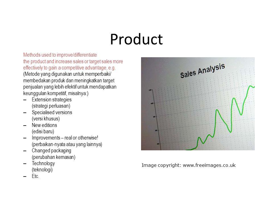 Price Marketing Mix ProductPricePromotionPlacePeopleProsess Physical Envidence Price Price: 1.Skimming (peluncuran) 2.Penetration (penetrasi) 3.Psychologycal (psikologikal) 4.Cost-plus (beaya tambahan) 5.Lost leader (kehilangan arah)