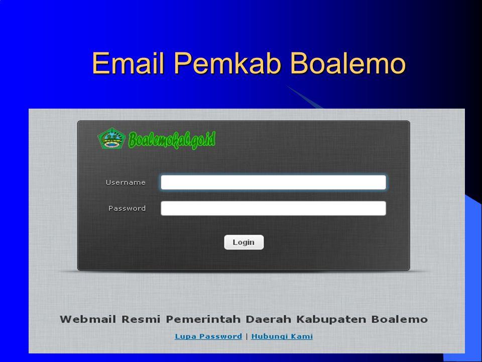 Email Pemkab Boalemo
