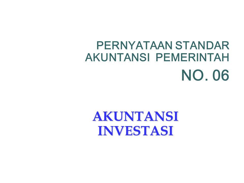 untuk mengatur perlakuan akuntansi untuk investasi dan pengungkapan informasi penting lainnya yang harus disajikan dalam laporan keuangan.