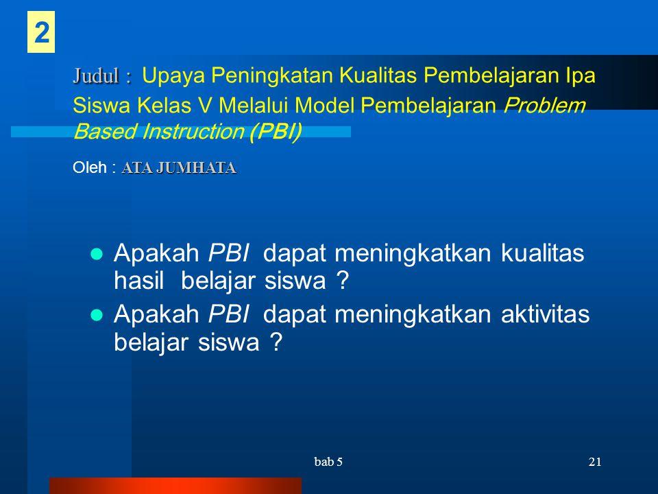 bab 520 Judul : Judul : Peningkatan Keterampilan Menulis Narasi Melalui Metode Kerja Kelompok Pada Pembelajaran Bahasa Indonesia Di Kelas VI SDN 17 Aro IV Korong Kota Solok  Sejauh manakah peningkatan mutu proses pembelajaran keterampilan menulis narasi dengan menggunakan metode kerja kelompok.