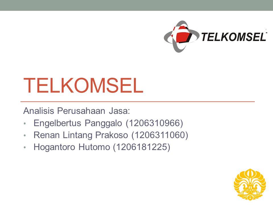 Customer Database Akhir December 2012, Telkomsel melayani lebih dari 125 million pelanggan, membuat Telkomsel menjadi market leader di Indonesia dengan market share sekitar 45% Menyediakan coverage terluas, meliputi lebih dari 95% population Indonesia dengan 54,000 Base Transceiver Stations (BTS), dimana 15,000 di antaranya adalah 3G BTS Sesuai dengan peraturan pemerintah bahwa setiap pengaktifan kartu perdana harus melakukan input datadiri pengguna.