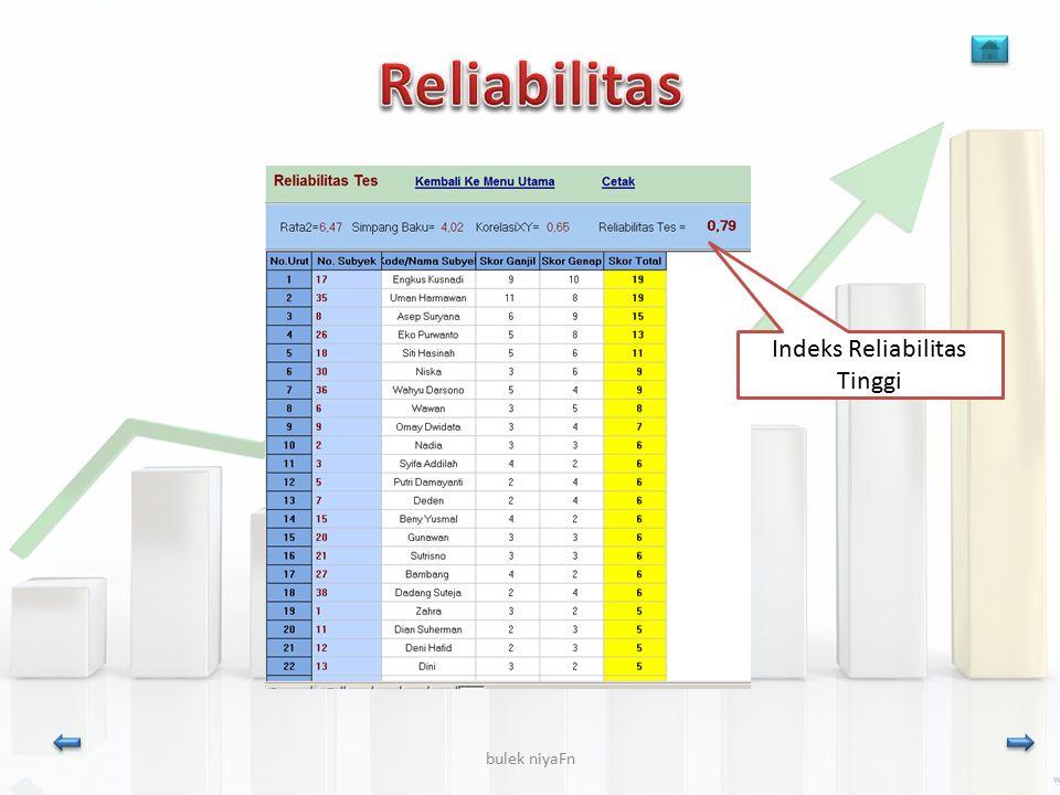 bulek niyaFn Prosentase Indeks PengecohKeterangan IPc = 76% - 125%Sangat baik IPc = 51% - 75% atau 126% - 150%Baik Ipc = 26% - 50% atau 151% - 175%Kurang baik IPc = lebih dari 200%Sangat buruk