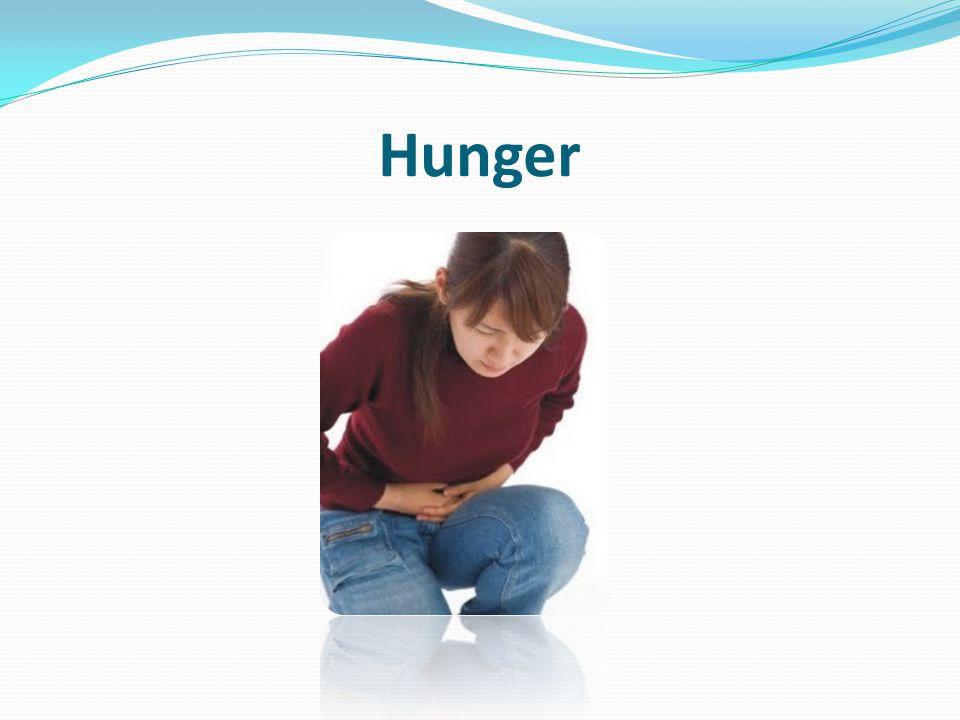 Hunger (Rasa Lapar) Hubungannya dengan motivasi Konten Seperti contoh pendekatan evolusioner (pada slide sebelumnya) kebutuhan instinglah yang memotivasi manusia agar melakukan segala hal supaya ia dapat bertahan hidup.