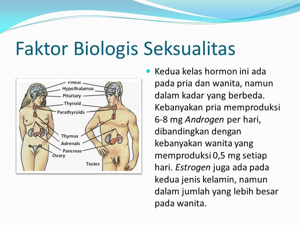 Psychosexual Disfunction Adalah suatu kelainan yang terjadi yang menyebabkan penyimpangan pada perilaku seksual yang diakibatkan oleh hormon.