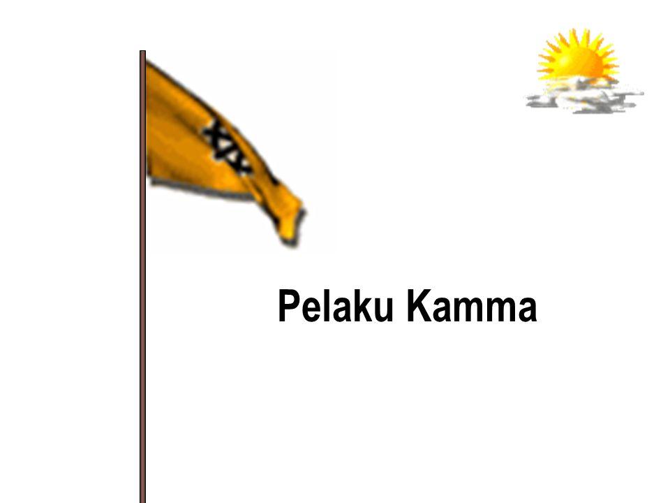 Pelaku Kamma