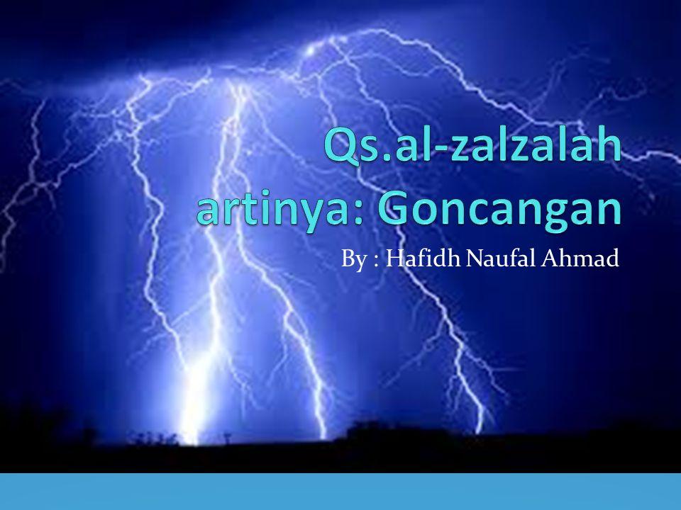 By : Hafidh Naufal Ahmad