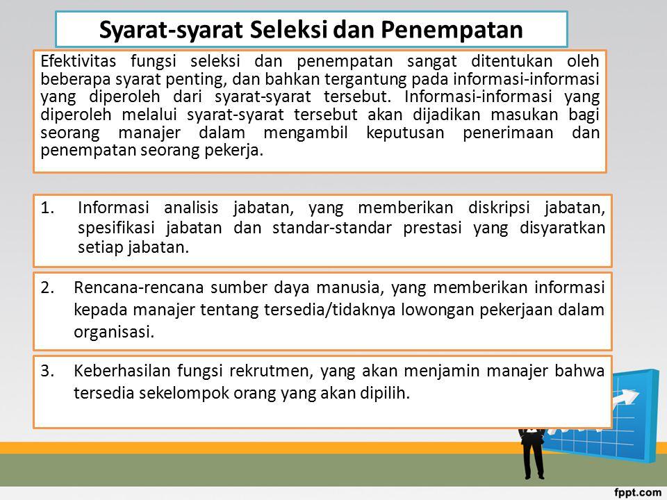 3. Internal organisasi Besar kecilnya anggaran, menentukan jumlah yang harus direkrut. 3. Internal organisasi Besar kecilnya anggaran, menentukan juml