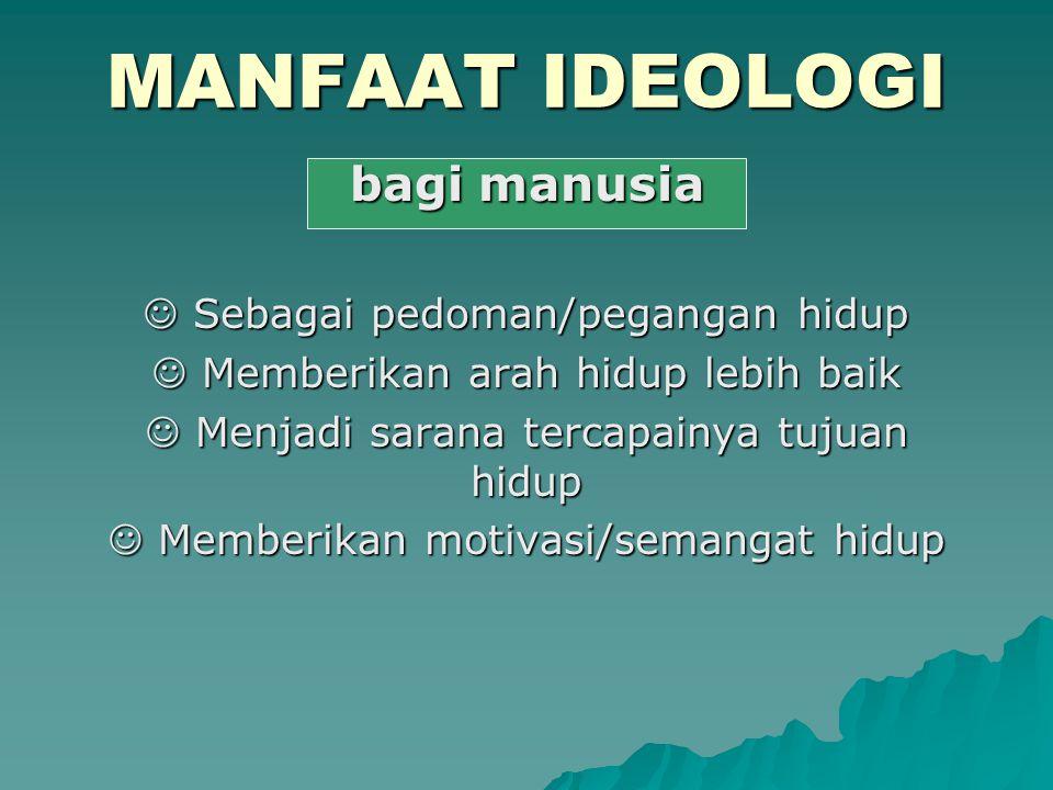 II. IDEOLOGI LIBERAL DAN KOMUNIS A. IDEOLOGI LIBERAL B. IDEOLOGI KOMUNIS
