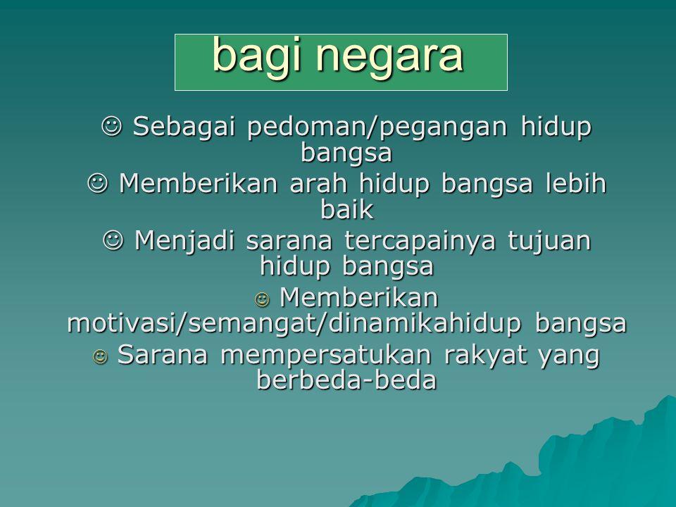 IDEOLOGI PANCASILA SEJARAH LAHIRNYA PANCASILA (sebagai dasar negara) Jepang menjajajah Indonesia,menjanjikan kemerdekaan Jepang ingkar janji dan menindas bangsa Indonesia protes menuntut kemerdekaan