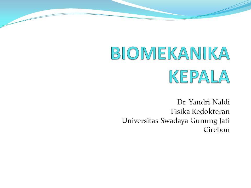 Dr. Yandri Naldi Fisika Kedokteran Universitas Swadaya Gunung Jati Cirebon