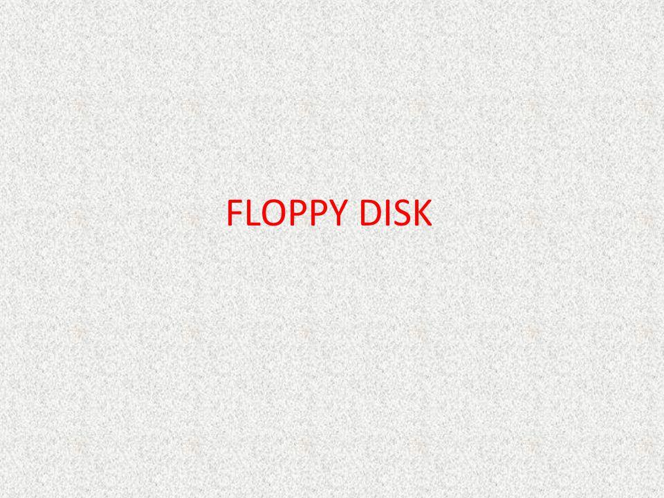 CIRCUIT BOARD Berisi semua elektronik untuk menangani data yang dibaca dari atau ditulis ke disket.