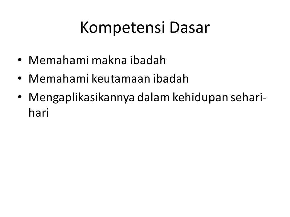 Hikmah Tata Cara Shalat 4.Sujud.