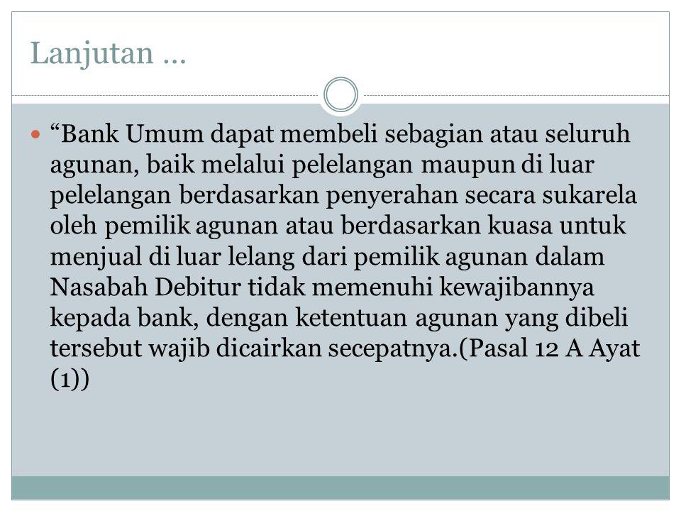 D.Dalam Peraturan Bank Indonesia (PBI) No. 5/7/PBI/2003.
