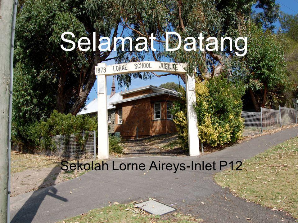 Selamat Datang Sekolah Lorne Aireys-Inlet P12