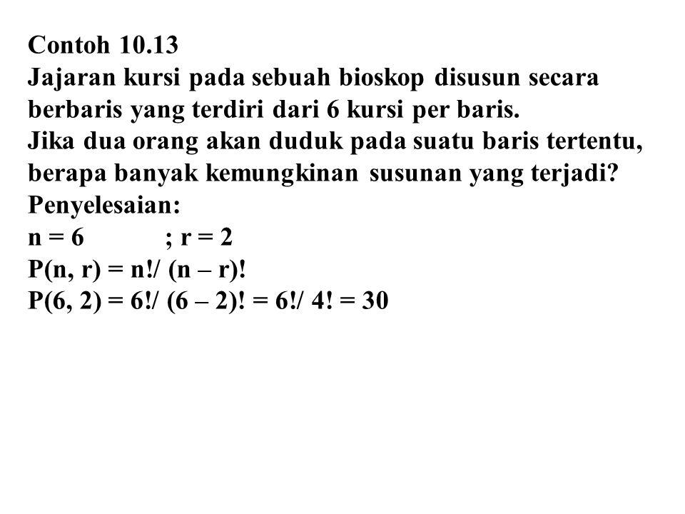 Permutasi melingkar Permutasi melingkar adalah permutasi yang disusun mengikuti geometri lingkaran.