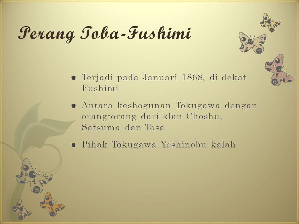 Perang Toba-Fushimi