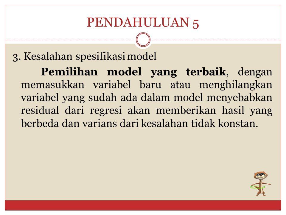 PENDAHULUAN 4 2.