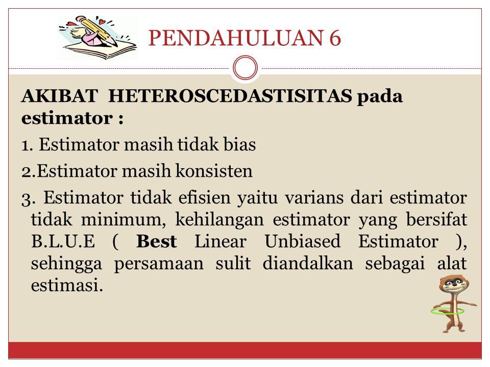 PENDAHULUAN 5 3.
