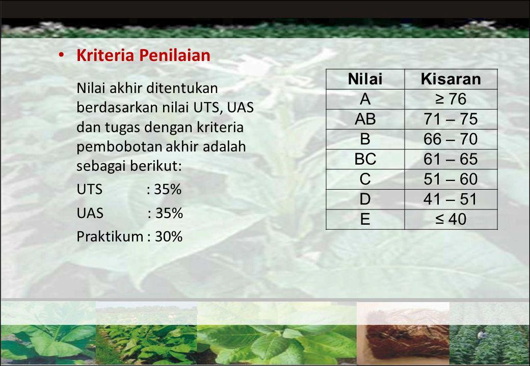 Materi/Bahan Bacaan : Soerianegara I dan A. Indrawan.Ekologi Hutan Indonesia. 2006. Laboratorium Ekologi Hutan. Jurusan Manajemen Hutan. Fakultas Kehu