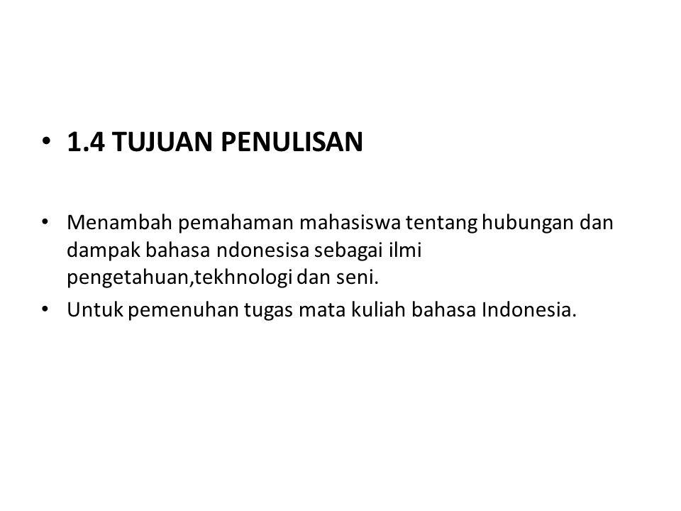 BAB II PEMBAHASAN 2.1 PENGERTIAN BAHASA INDONESIA Bahasa tidah dapat terpisahkan dari manusia dan mengikuti dalam sertiap pekerjaannya.