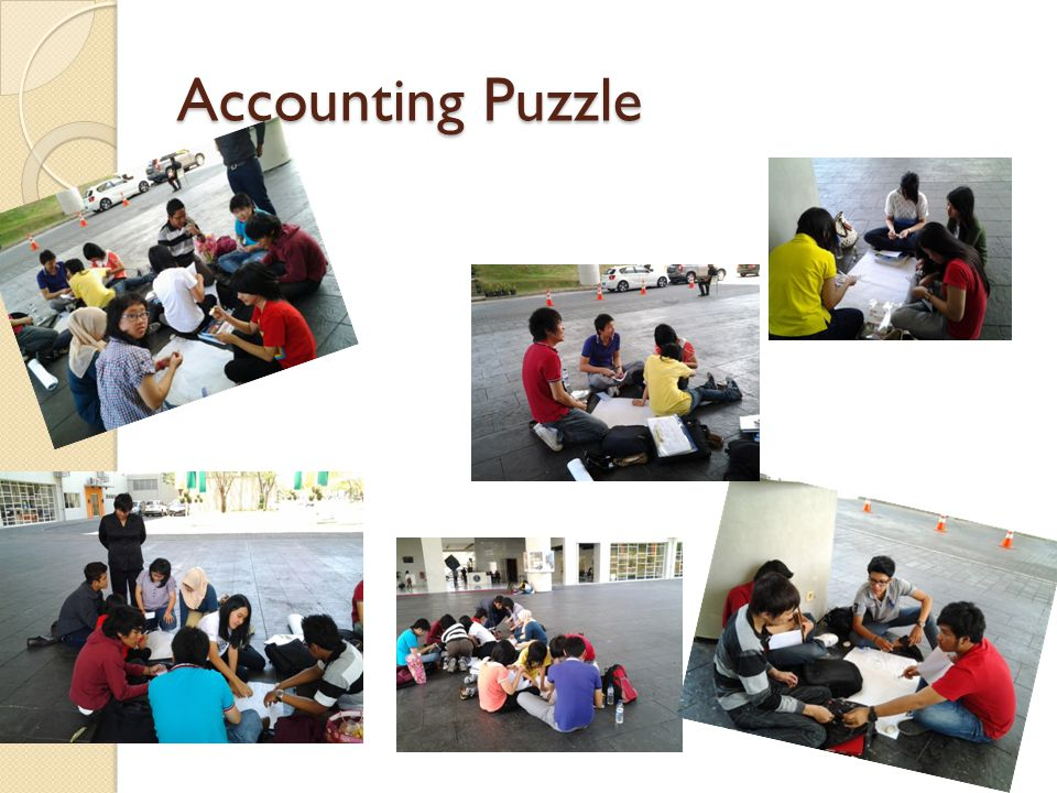 Accounting Puzzle