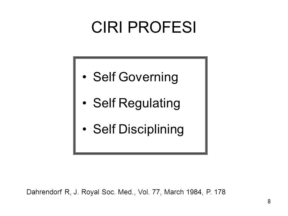 9 KREDENTIALING  Rangkaian jenis dan kegiatan yang dilakukan untuk memberikan perlindungan untuk diri dan kelompok masyarakat yang dilayaninya  Merupakan kewajiban seorang profesi/ profesional