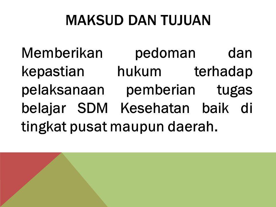 SURAT EDARAN TUBEL DM.01.03/V.3/001369/2015