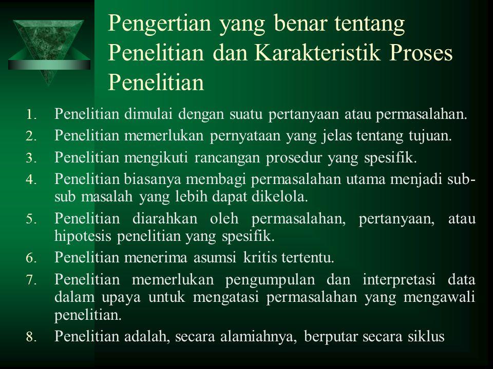 Bagan Penelitian