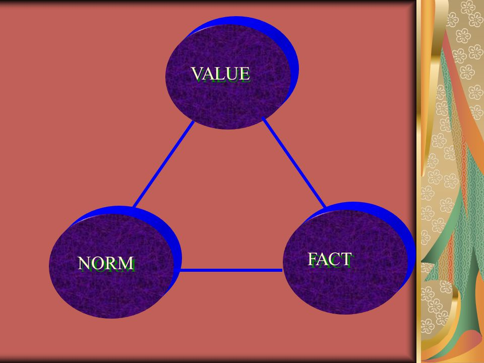 VALUE NORM FACT