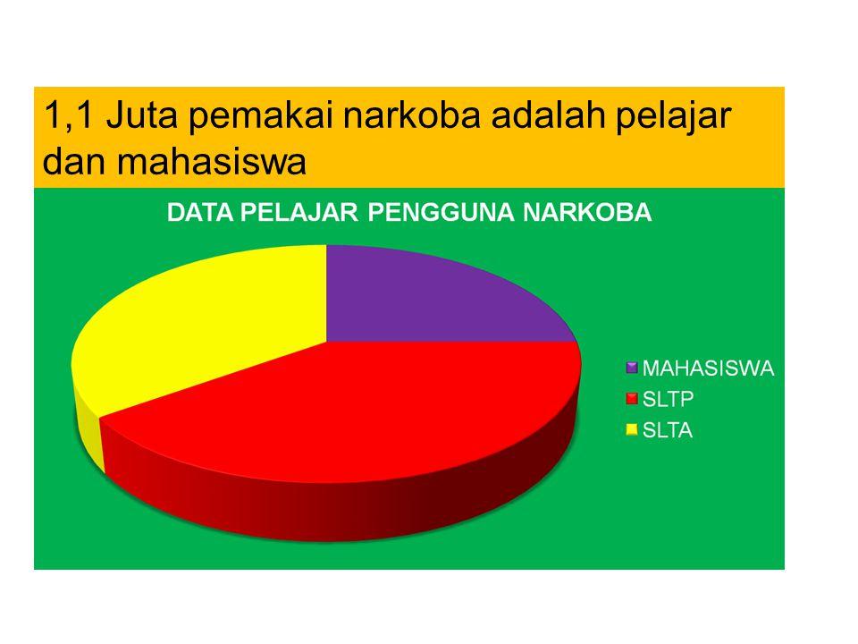 Segmentasi GeografisGeografis Kampanye anti narkoba ini dilaksanakan pada wilayah Kota Semarang.