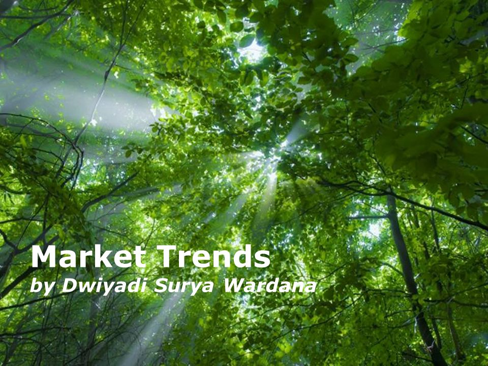 Free Powerpoint Templates Page 1 Free Powerpoint Templates Market Trends by Dwiyadi Surya Wardana