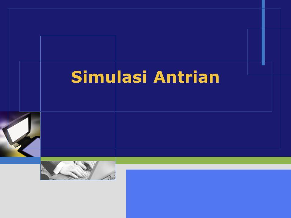 LOGO Simulasi Antrian
