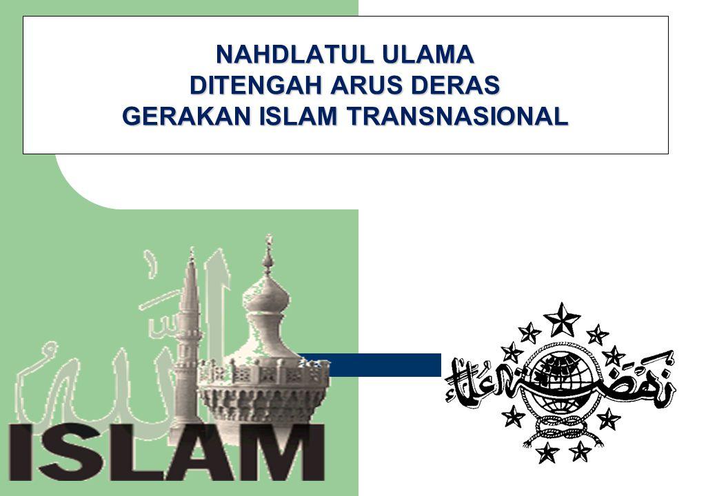Dikatakan Gerakan Islam, mempunyai beberapa unsur penting ;  Ada Ruh Doktrin Gerakan (Nilai, Faham, Ajaran) yang diyakini kebenarannya dan diperjuangkan secara terus menerus  Terdapat Konsolidasi Institusi (Sistem Gerakan)  Kepemimpinan & Kaderisasi Terpadu, Terarah, berkesinambungan dan ketat  Ada target capaian dari tujuan (Grand Design), Program dan agenda strategis