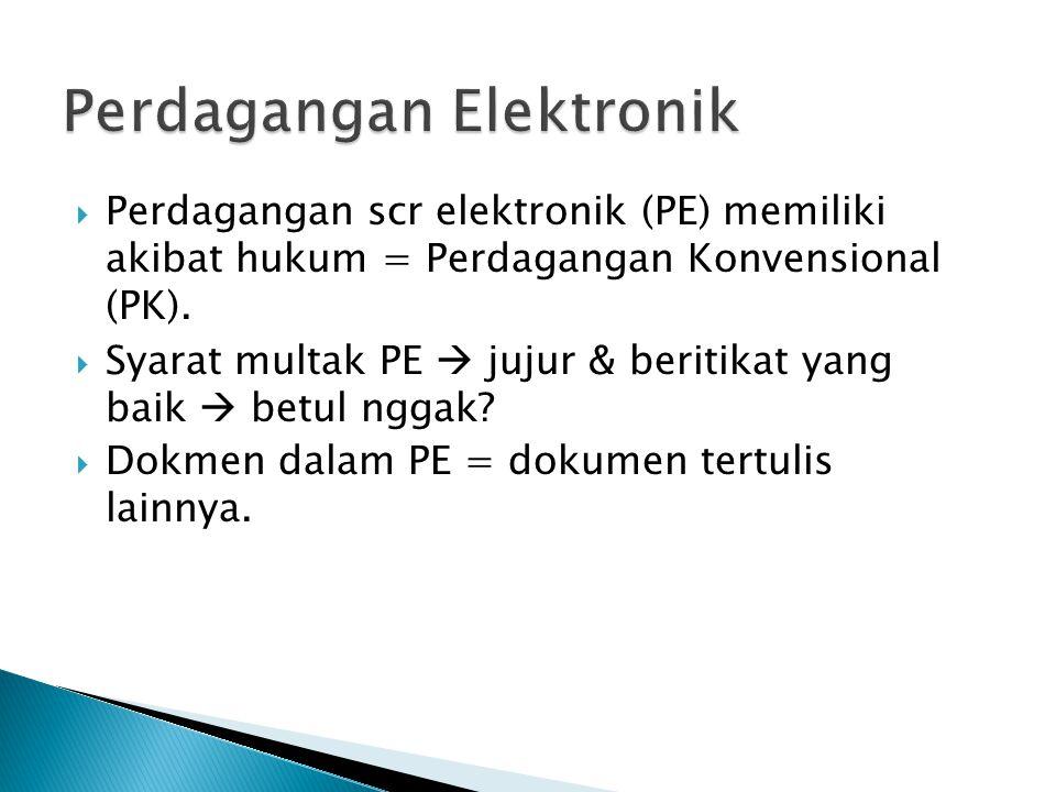 Tanda Tangan Digital (TTD)= tanda tangan biasa pada dokumen tertulis lainnya.