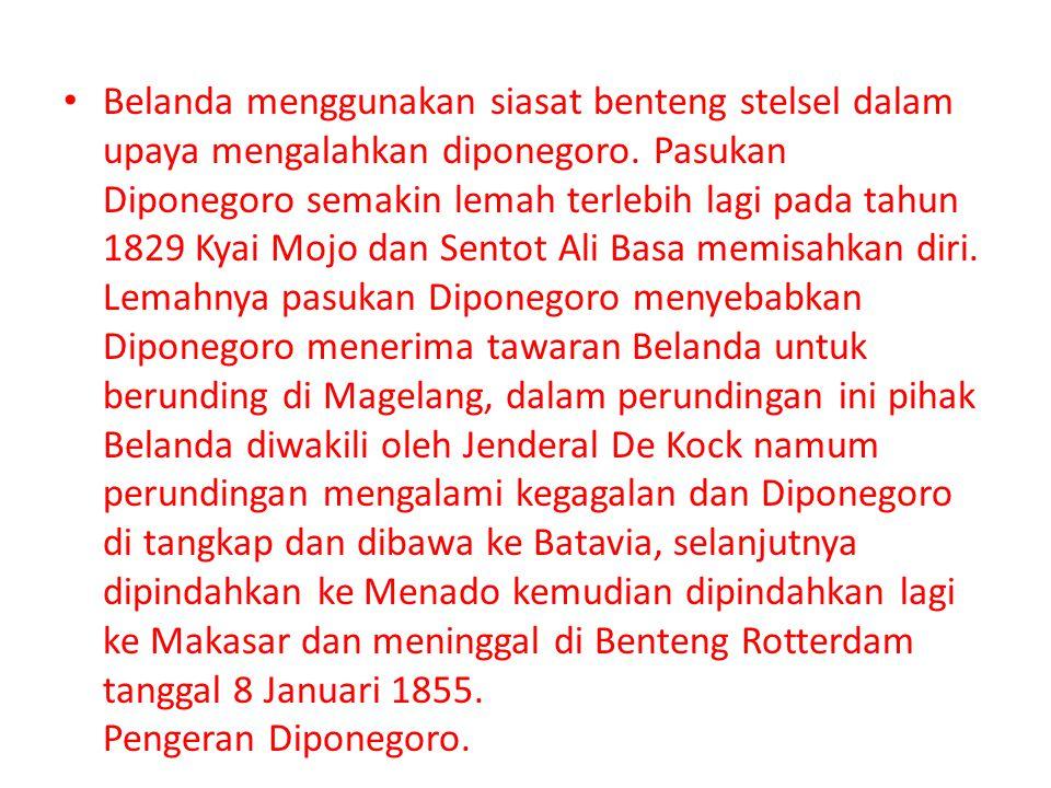Gencatan senjata selam tiga hari terjadi dan pada akhirnya Karaeng Lengkese dan Karaeng Bontosungu dengan kekuasaan dari Sulthan Hasanudin datang untuk berunding(13 November 1667).