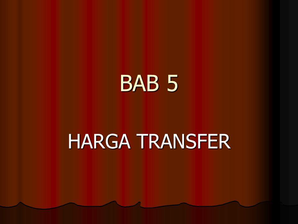 BAB 5 HARGA TRANSFER