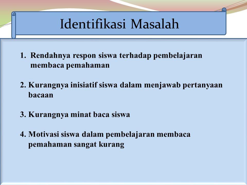 1.Dwi Joko Susilo pada tahun 2009 melakukan penelitian tentang Upaya Meningkatkan Keterampilan Membaca Pemahaman Dengan Model Pembelajaran Tipe Cooperative Integrated Reading And Composition (CIRC) Pada Siswa Kelas V SD Negeri Pucangan 2 Kartasura 2.