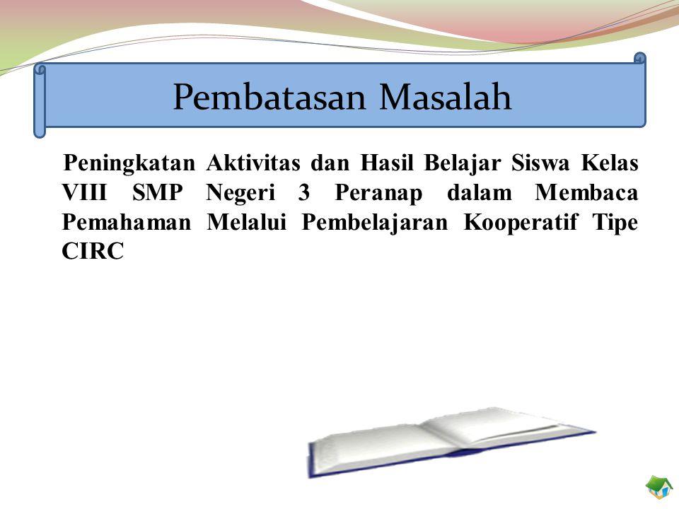 Dalam pembelajaran Bahasa Indonesia diharapkan siswa memiliki empat keterampilan berbahasa.
