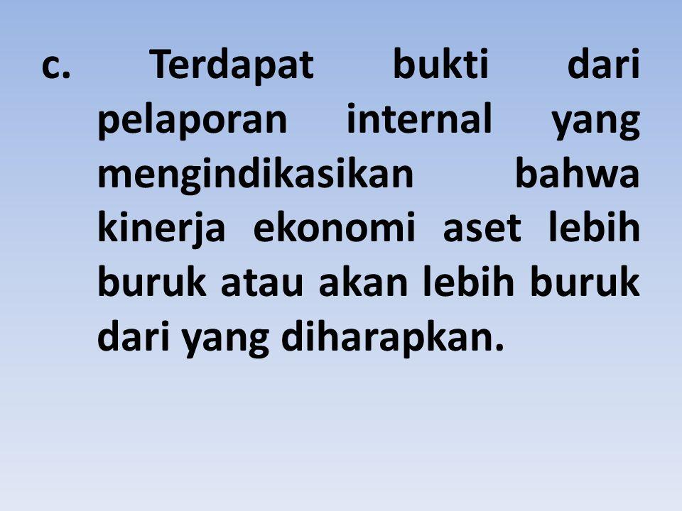 CADANGAN PESANAN (ORDER BACKLOG) Order Backlog mewakili aktifitas ekonomi dimasa depan dan hak kontraktual untuk pesanan ini merupakan aset berwujud yang penting.