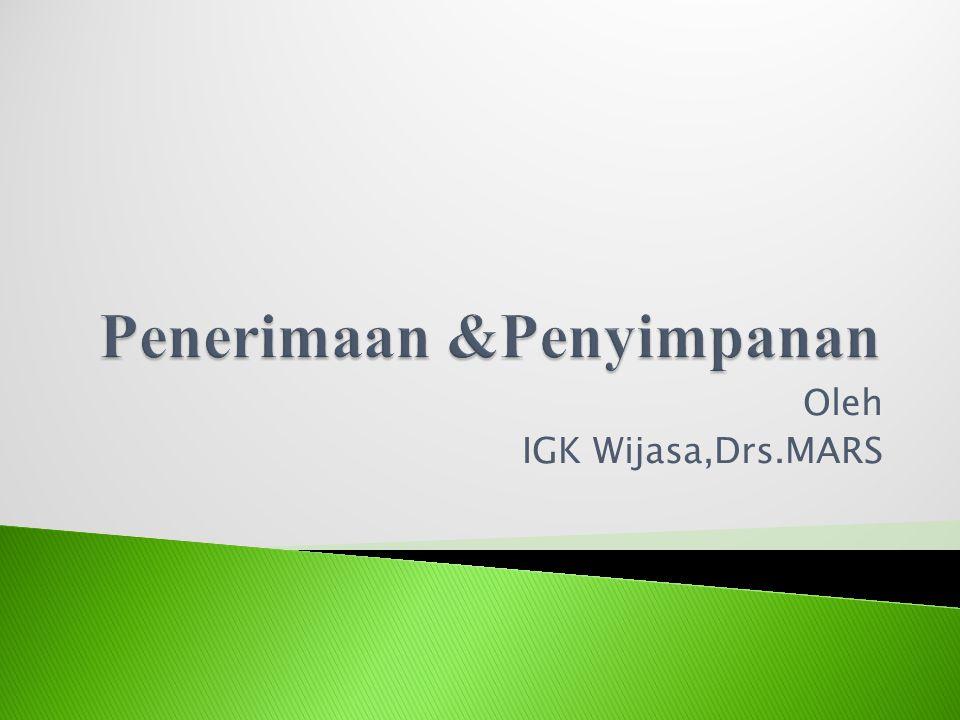 Oleh IGK Wijasa,Drs.MARS