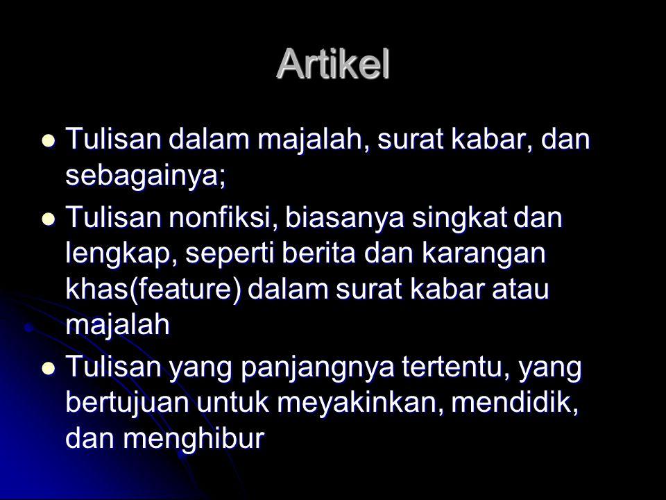 Bahasa Ilmiah a. teratur b. lengkap c. tersusun baik d. teliti dalam pengungkapannya e. membentuk satu-kesatuan ide