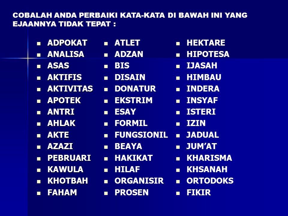 BAHASA INDONESIA pertemuan ke-1 RAGAM BAHASA INDONESIA (ILMIAH DAN ILMIAH POPULER) Dosen : Evi Rosfiantika, S.