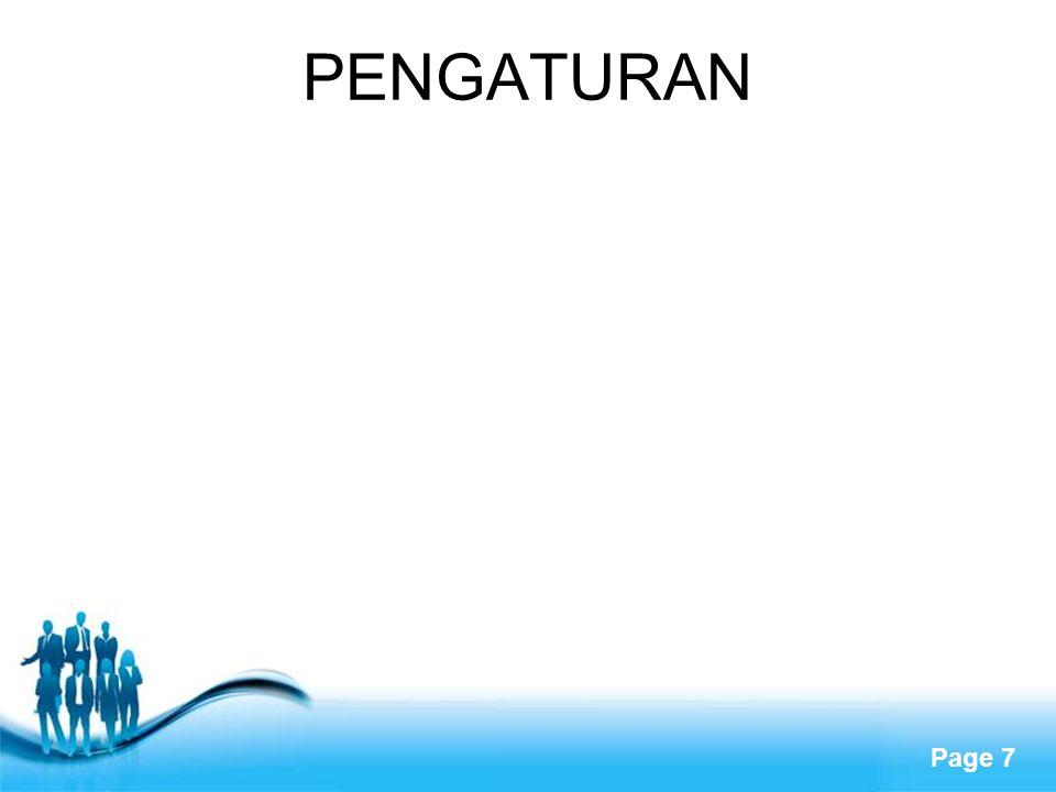 Free Powerpoint Templates Page 8 DAFTAR PUSTAKA Sarman dan Mohammad Taufik Makarao, 2011, Hukum Pemerintahan Daerah di Indonesia, Jakarta, Rineka Cipta,.