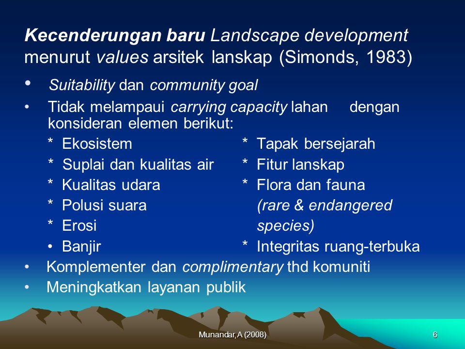 7Munandar, A (2008) Kecenderungan baru (Eisner et al.