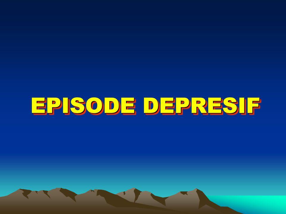 f. Gangguan Bipolar, Episode Kini Depresi Berat dengan Psikotik Episode saat ini harus memenuhi kriteria untuk episode depresi berat dengan gejala psi