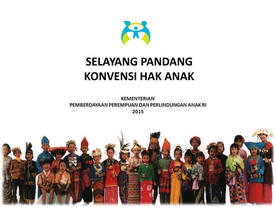 Konvensi Hak Anak (KHA) PengertianKonvensi Merupakan perjanjian di antara beberapa negara.