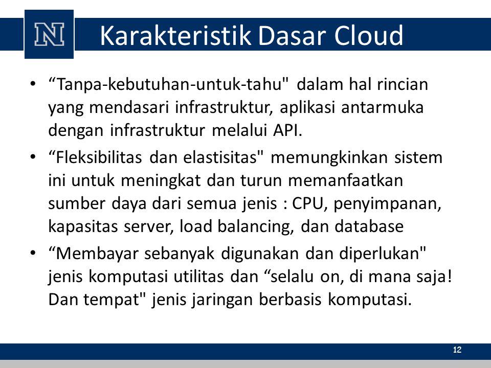"""Karakteristik Dasar Cloud """"Tanpa-kebutuhan-untuk-tahu"""