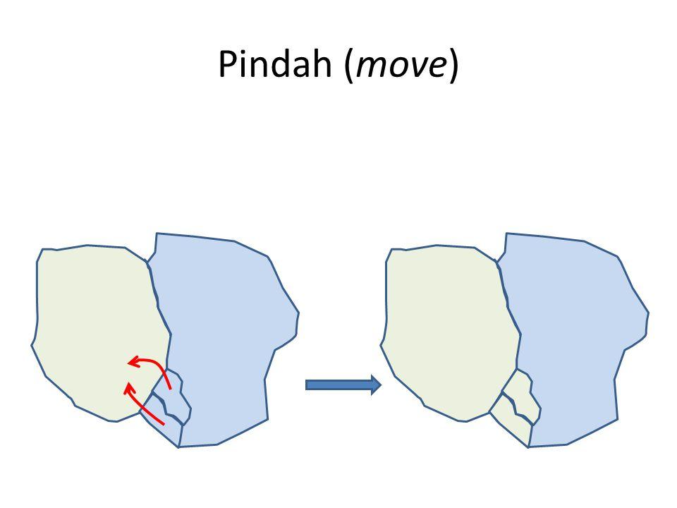Pindah (move)