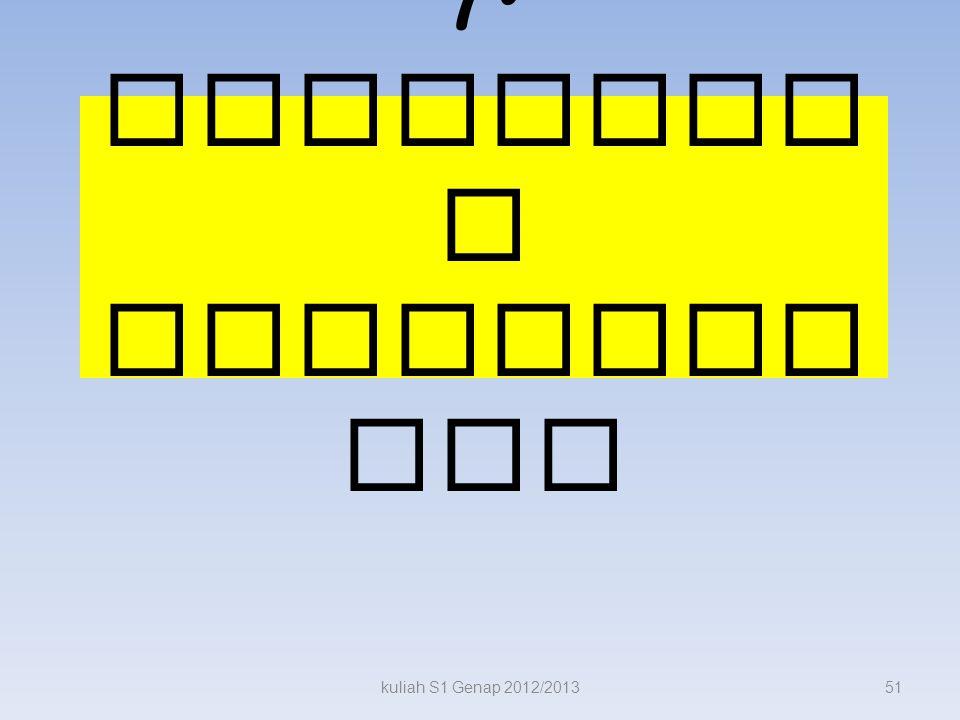 1. Kesulitan Pelaksanaan Lahan Poten sial Lahan Sulfa t Masam Lahan Gambu t Lahan Salin Lahan Lebak kuliah S1 Genap 2012/2013 2. Hidrotopo- grafi Pasa
