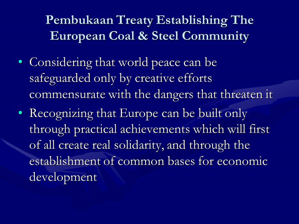 EUROPEAN COMMUNITY (EC) 1967